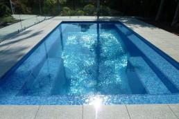 Bisazza LIZ Swimming Pool Mosaic Blend