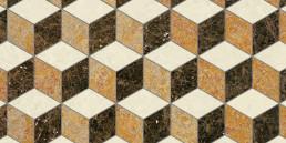 CAPALBIO NOCE - MARMO Marble Flooring Pattern