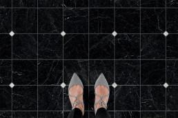 FIESOLE NERO - MARMO Marble Flooring