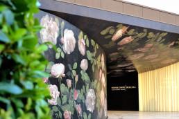 Fondazione Bisazza Entrance