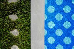 CORFU Swimming Pool Mosaic Pattern