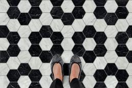 PIENZA NERO - MARMO Marble Flooring