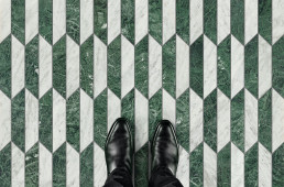 VOLTERRA LICHENE - MARMO Marble Flooring