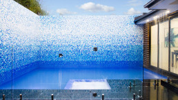 FIORDALISO Shading Blend Swimming Pool
