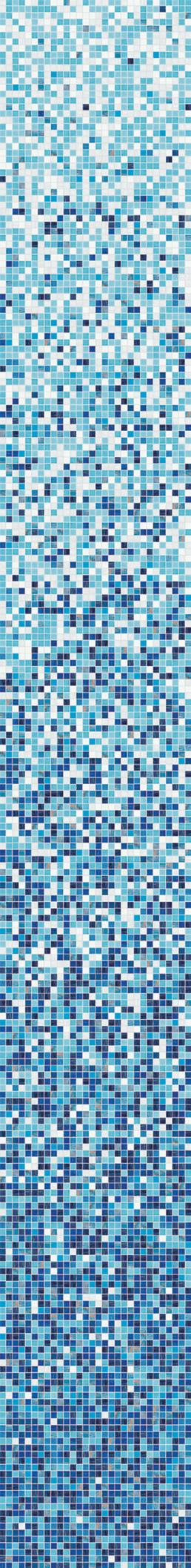 NEW IRIS Mosaic Shading Blend