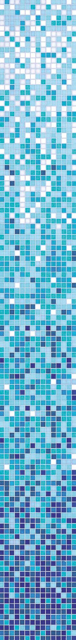 ORTENSIA Mosaic Shading Blend