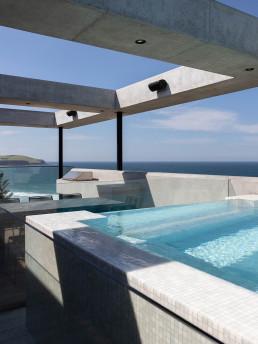 GHIACCIO Swimming Pool Mosaic Blend